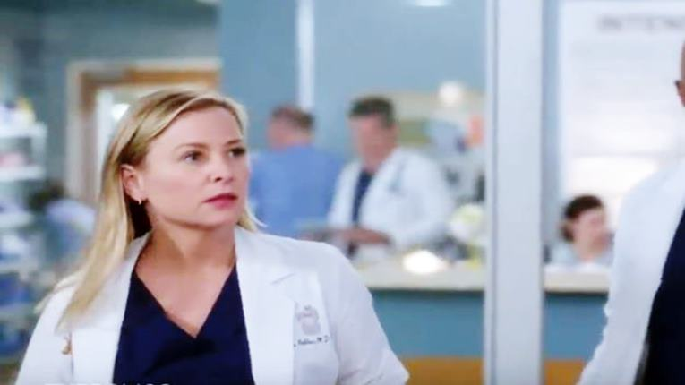 Grey's Anatomy 14.Sezon 23.Bölüm Fragmanı