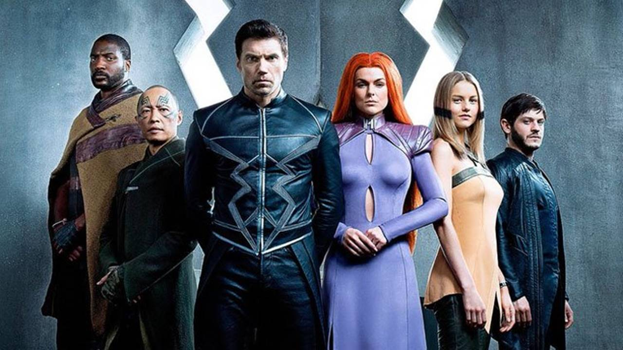 Marvels Inhumans 1. Sezon 5. Bölüm Fragmanı izle