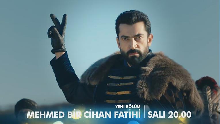 Mehmed Bir Cihan Fatihi 3. Bölüm 3 Nisan Fragmanı